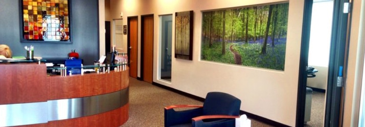 Chiropractic Littleton CO Reception Area